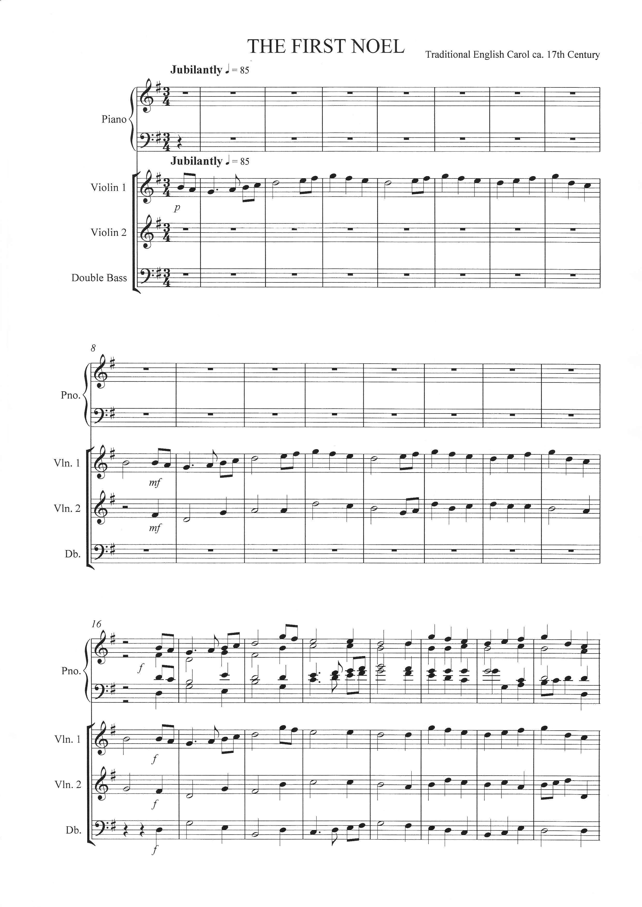 lds violin sheet music