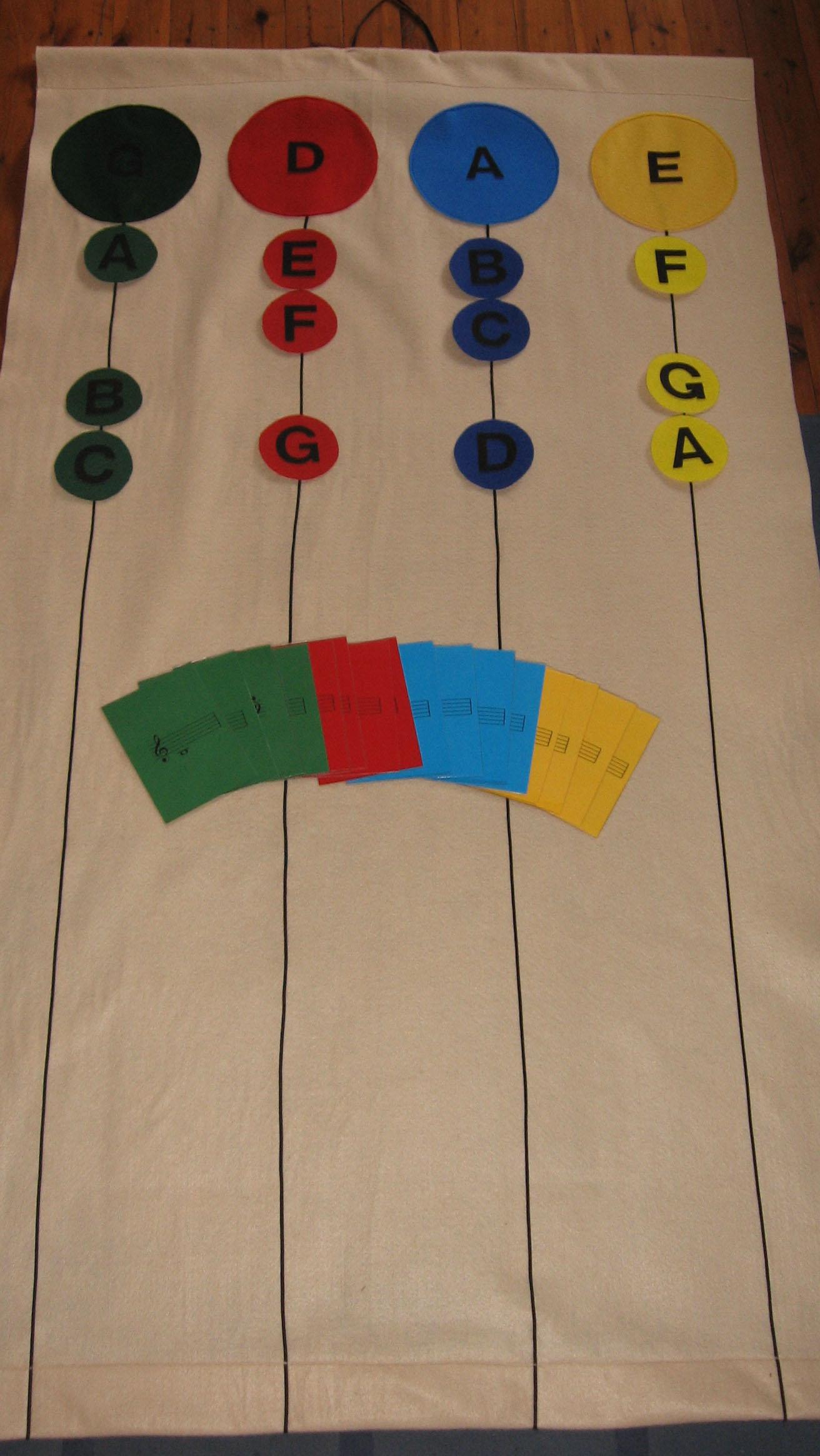 GDAE String Game